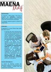 presentation linkedin concept maena mag v finale