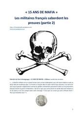 Fichier PDF 15 ans de mafia les preuves sabordees acte 2
