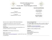 Fichier PDF amicale dressage 2018