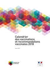 calendrier vaccinations 2018