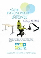 catalogue ergosante 2017 2018