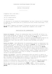 notice marbon pdf
