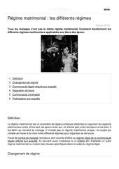 Fichier PDF regime matrimonial les differents regimes 1079 p0j6b2