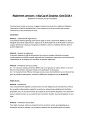 Fichier PDF reglement cosplay 2018 1