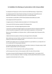 Fichier PDF tuto warning 1