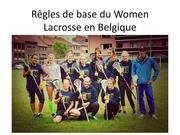 regle de base du women lacrosse