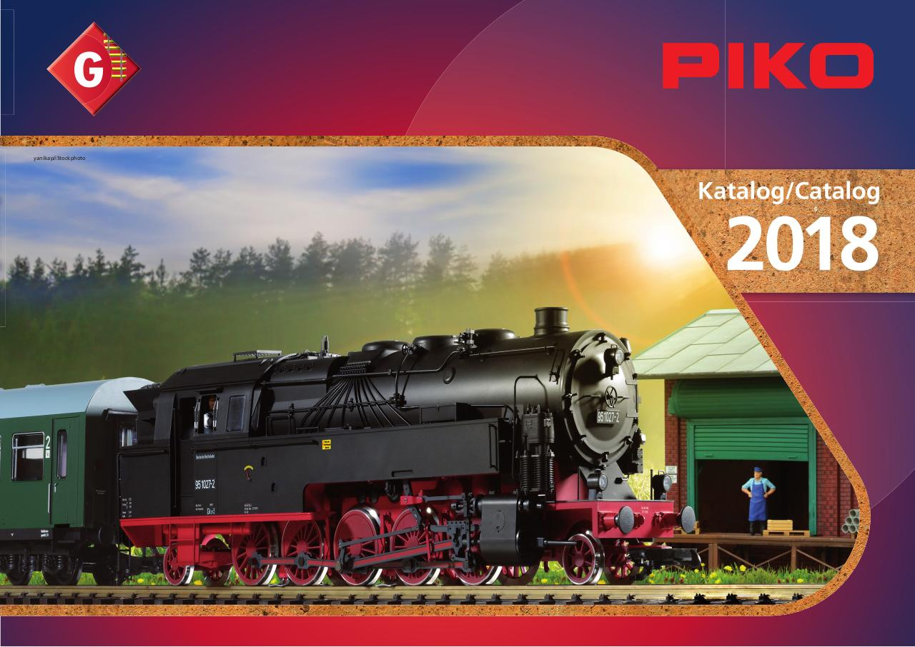 Piko G Maßstab Dr IV BR131 /'Ludmilla/' Diesel Loco 37582