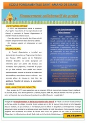 po dossier financement participatif saint amand