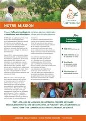 2018 maison artemisia brochure