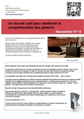 newsletter 15 hearfit