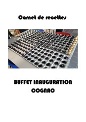carnet de recettes buffet cognac