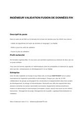 ingEnieur validation fusion de donnEes bertrandt