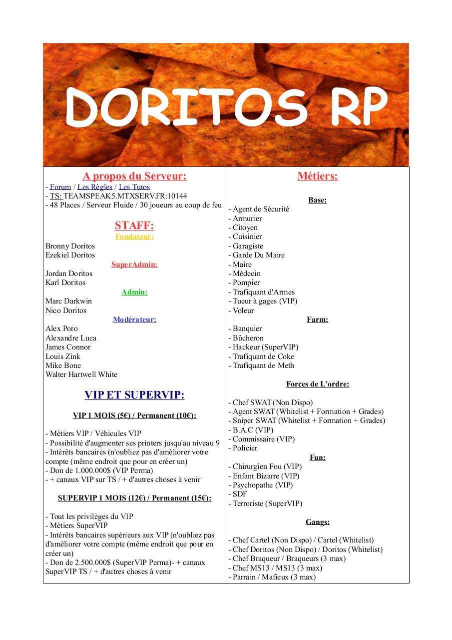 Aperçu du document PubDoritos (1).pdf - page 1/1