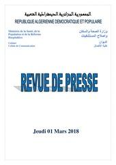 Fichier PDF revue de presse 01 03 2018