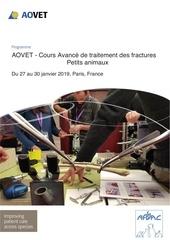 aovet paris programme 2019pdf