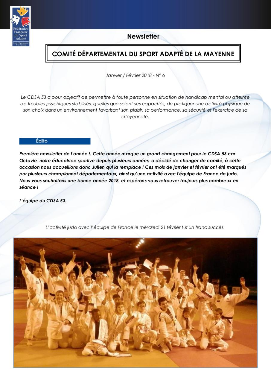 Newsletter n°6.pdf - page 1/7