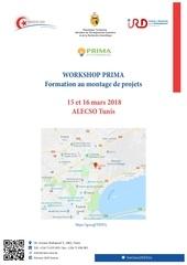 workshop prima mars 2018