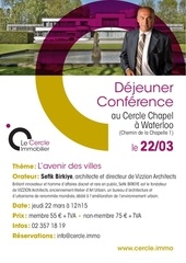 conference 22 mars