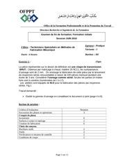 Fichier PDF examen de fin de formation tsmfm 2010 pratique