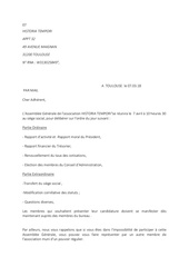 Fichier PDF convocations ag