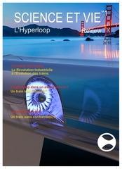 hyperloop un train trop futuriste hors serie