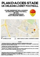 Fichier PDF plan d acces stade