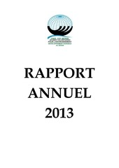 rapport annuel 2013 ong jve benin