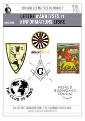 Fichier PDF qui dirige le monde agence info libre