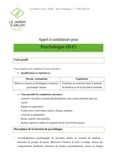 Fichier PDF 180313 appel candidature psychologue a