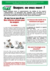 tract usagers