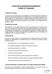 Fichier PDF charte de contribution et moderation