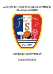 dossier recrutement 2018 2019