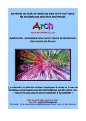 Fichier PDF flyer arch definitif