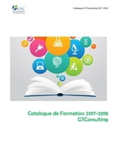 presentation catalogue gtc 2017 2018
