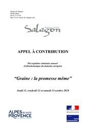 Fichier PDF appel a contribution seminaire ethnobotanique 2018