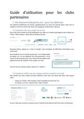 guide adherents 2017