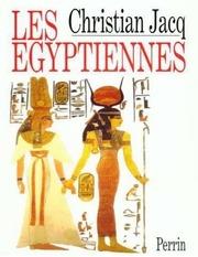les egyptiennes christian jacq