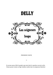 Fichier PDF les seigneurs loups delly