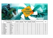 classement amateur 2 etape 1