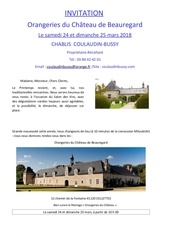 invitation blois tarif mars 2018