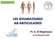 rhumatismes abarticulaires forsk2018