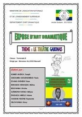 Fichier PDF le the tre gabonais