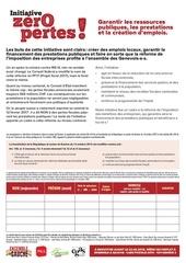 Fichier PDF zeropertes unitaire