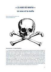 Fichier PDF 15 ans de mafia le sexe et la mafia