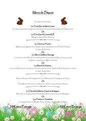 Fichier PDF menu de p ques 2018