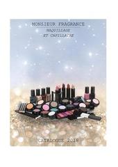 catalogue maquillage et capillaire2018
