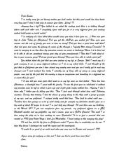 letter 2 to emma crivier