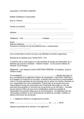 Fichier PDF adhesion historia tempori