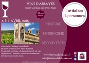 invitation vins d abbayes