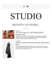 newsletters studio paris mgmt jan 18